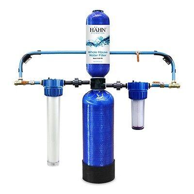 فلتر مياه جديد Hahn Blue Whole House Water Filtration System