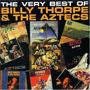 BILLY THORPE AND THE AZTECS VERY BEST CD NEW