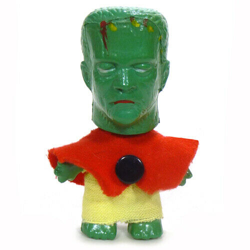 1960s FRANKENSTEIN TROLL Made in Hong Kong MINTY!