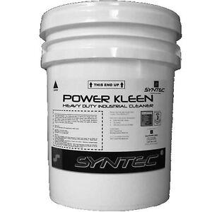 Syntec Pro Power Kleen Vinyl Aluminum Siding Cleaner 40lb