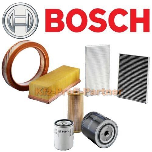 BOSCH MAHLE Filter Set Inspection Packet Honda Civic VII Hatchback 2, 0i