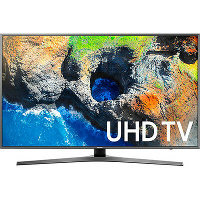 Samsung Un49mu7000fxza 48 5  4K Ultra Hd Smart Led Tv  2017 Model