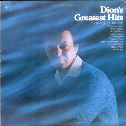 Dion's Greatest Hits - LP