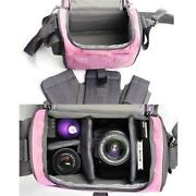 Pink Camera Bag