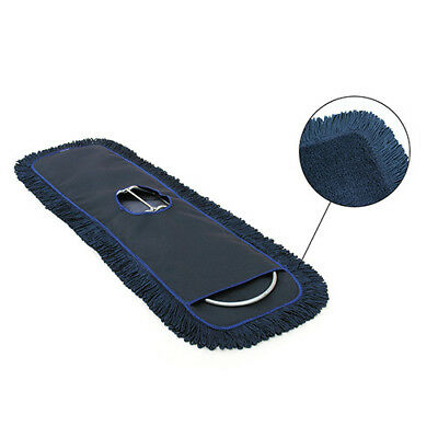 Dust Mop Head - Blue Microfiber 18l
