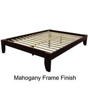 Mahogany Queen Bed