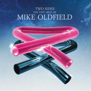 Mike-Oldfield-Two-Sides-The-Very-Best-Of-2-CD-NEUF-amp-neuf-dans-sa-boite