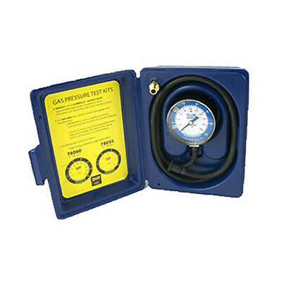 Yellow Jacket 78060 Complete Gas Pressure Test Kit - 0-35 W.c.