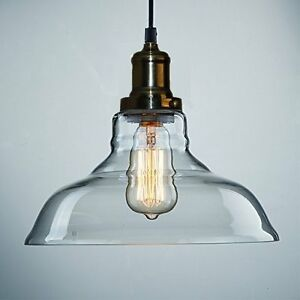 Retro pendant light fittings