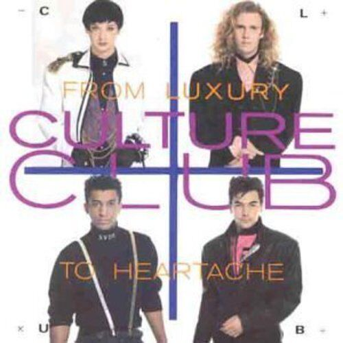 Culture Club - From Luxury to Heartache [New CD] Germany - Import