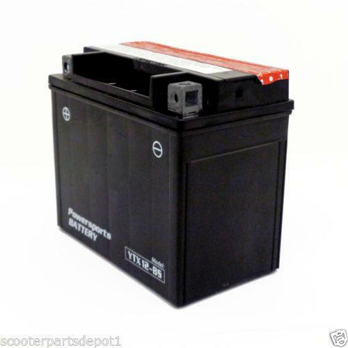 Agm Motorcycle Battery Ebay