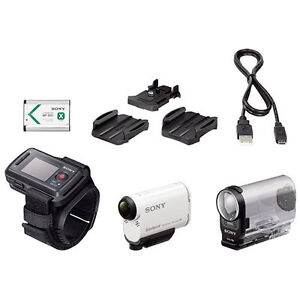 NEW Sony HDR-AS200VR Action Cam with Live View Remote Bundle Kingston Kingston Area image 7