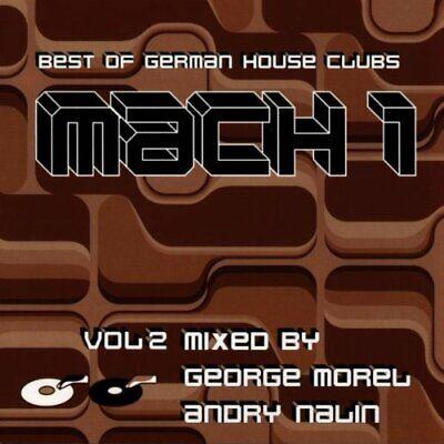 Andry Nalin / George Morel – Mach 1 (Best Of German House Clubs) (Vol 2) 2CD (Best German House Music)