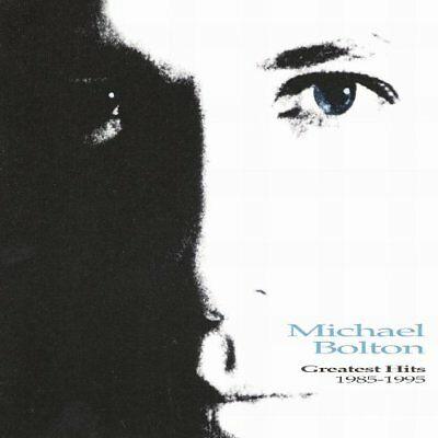 Greatest Hits 1985 1995 By  Michael Bolton  Vocal Pop    Audio Cd  New