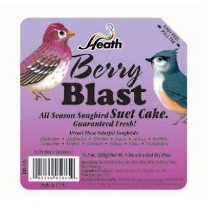 Heath Dd-15, Berry Blast Suet Cake Pack of 1
