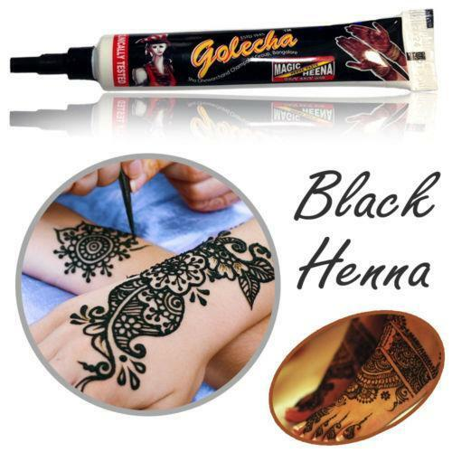 henna tube g nstig online kaufen bei ebay. Black Bedroom Furniture Sets. Home Design Ideas
