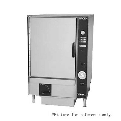 Groen Vrc-6e Countertop Electric Connectionless Convection Steamer - 9.0 Kw