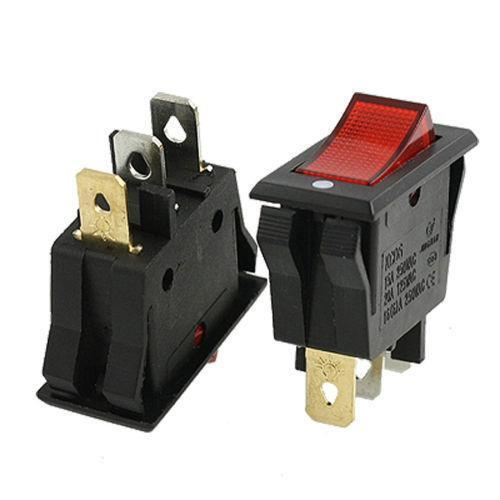 120v rocker switch illuminated rocker switch
