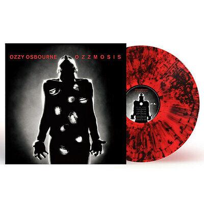 [LTD 500 Copies Color Vinyl] OZZY OSBOURNE - Ozzmosis / Black Sabbath Motorhead