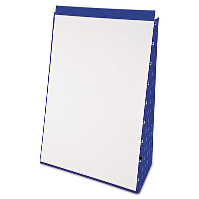 Lot Of 5 Ampad 24022 Tabletop Flip Chart Easel Pads Unruled 20 X 28 White