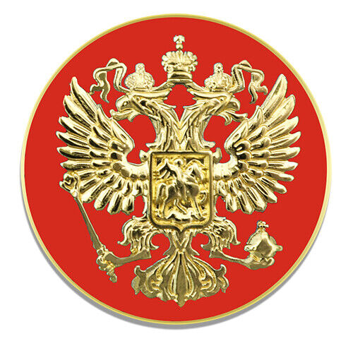 VEGASBEE Best Poland Eagle RED Shield Polska Crest Gold Plated Premium PIN Gift Box