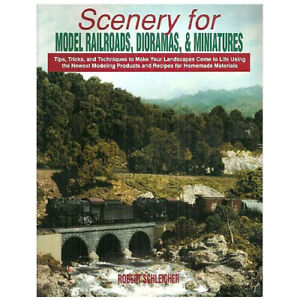 SCENERY FOR MODEL RAILROADS, DIORAMAS, & MINIATURES