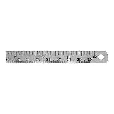 Stainless Steel Rule - Metric/Imperial - Flexible - EC2 - 2M