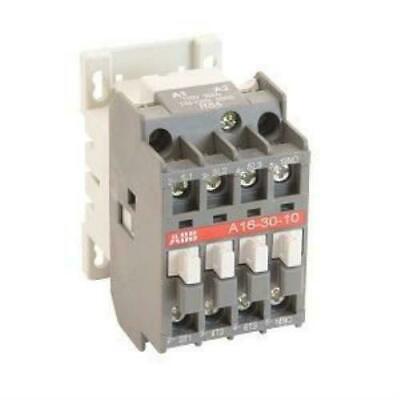 Abb A16-30-10 110v 50hz 110-120v 60hz Contactor--new