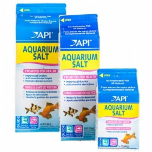 API Aquarium Tonic Salt 933g Tropical Fish Medication