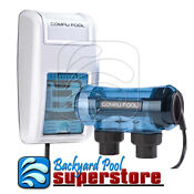What is a salt water pool / chlorine generator?