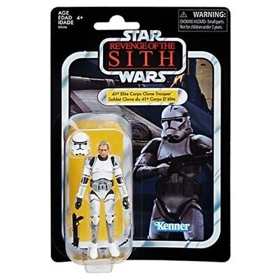 Star Wars The Vintage Collection 41st Elite Clone Trooper Exclusive