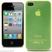 iPhone 4 Green Gel Case