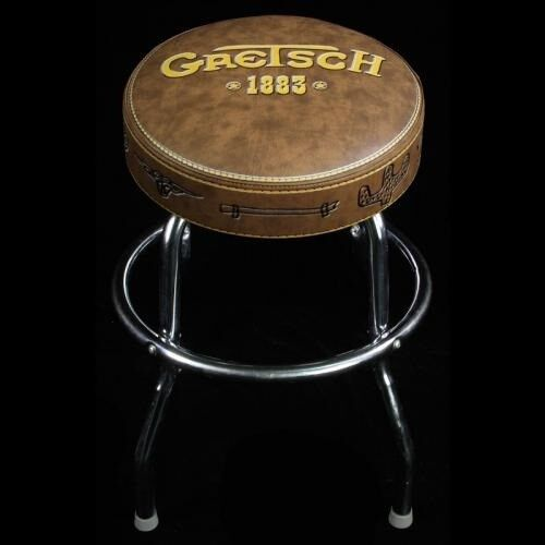 "New Gretsch 24"" Bar Stool Guitar Amp Bass Amplifier BarStool Worldwide Shipping"