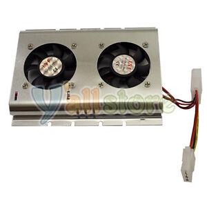 5-PC-SATA-IDE-3-5-HARD-DISK-DRIVE-HDD-COOLER-2-FAN