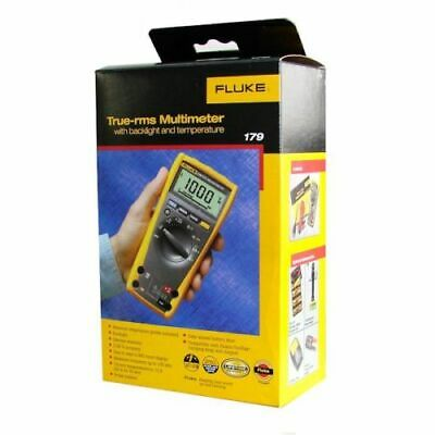 Fluke 179 True-rms Digital Multimeter  -  New In Box - Msrp 315