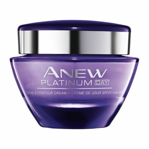 Avon ANEW Platinum Day Cream SPF 25 1.7oz