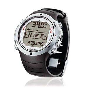 Suunto D6i Dive Computer with Transmitter