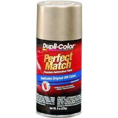 Duplicolor BGM0457 Perfect Match Automotive Paint, GM Light Driftwood Metallic