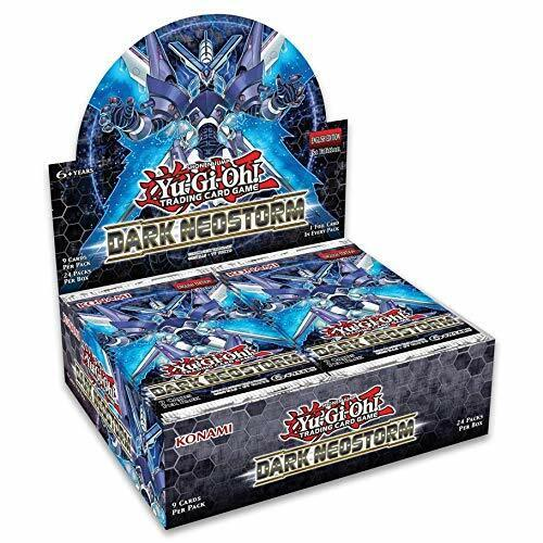 Yugioh Tcg Dark Neostorm Booster Box 1st Edition Factory Sealed 24 Packs