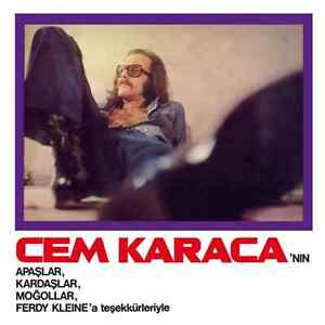 CEM-KARACA-Apaslar-Kardaslar-Mogollar-LP-KILLER-TURKISH-PSYCH-FUZZ-Rare-New-Re