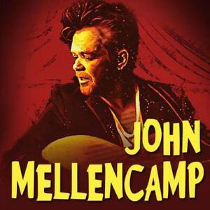John Mellencamp – Sunday October 7 – Floor 2, Row L