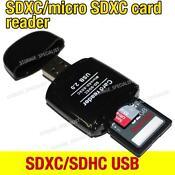 32GB Micro SD Card Reader