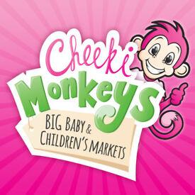 Cheeki Monkeys BIG Baby Market