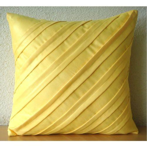 Yellow Decorative Pillows For Bed : Yellow Decorative Throw Pillows eBay