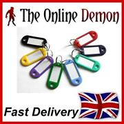 Coloured Key Fobs