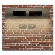 Hausnummer LED