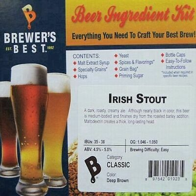 IRISH STOUT Brewer