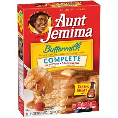 Aunt Jemima Complete Buttermilk Pancake & Waffle Mix