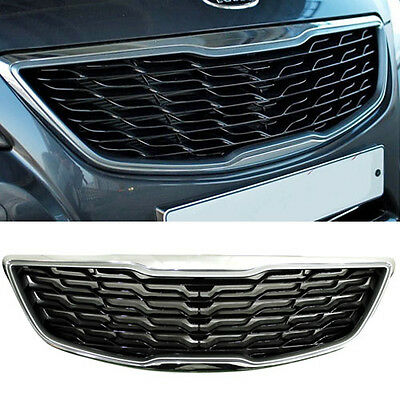 Chrome Window Rain Sun Door Visor 6Pcs For KIA Cadenza K7 2017 2018+