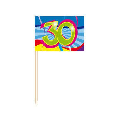 Party-Picker 30. Geburtstag